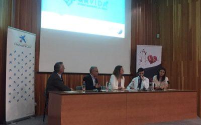 La Asociación Nuevo Camino para el Corazón Onubense presenta el convenio de colaboración con QRVida